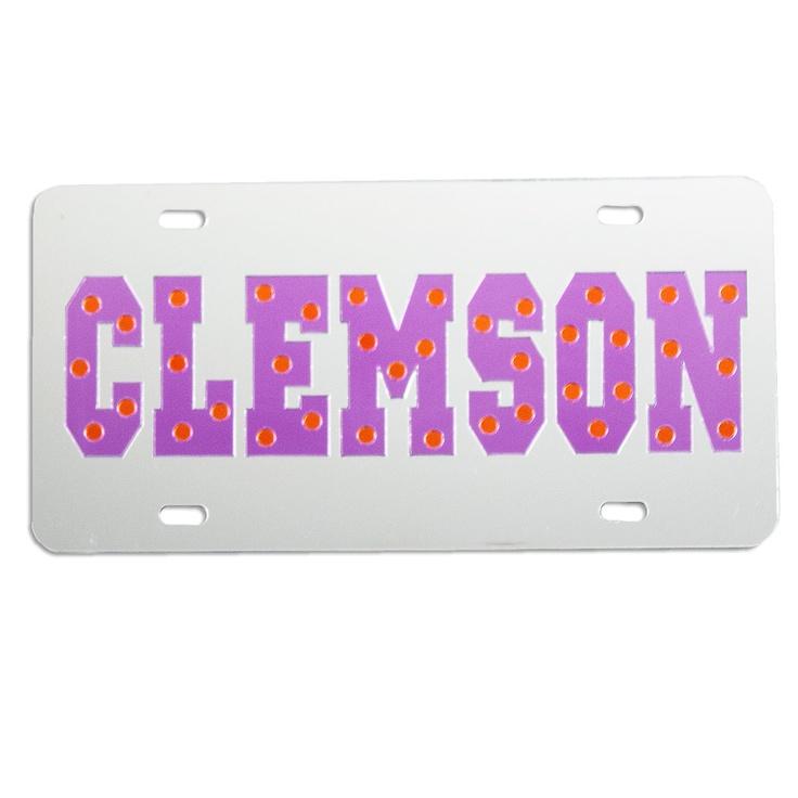 37 best Clemson Auto Accessories images on Pinterest | Auto ...
