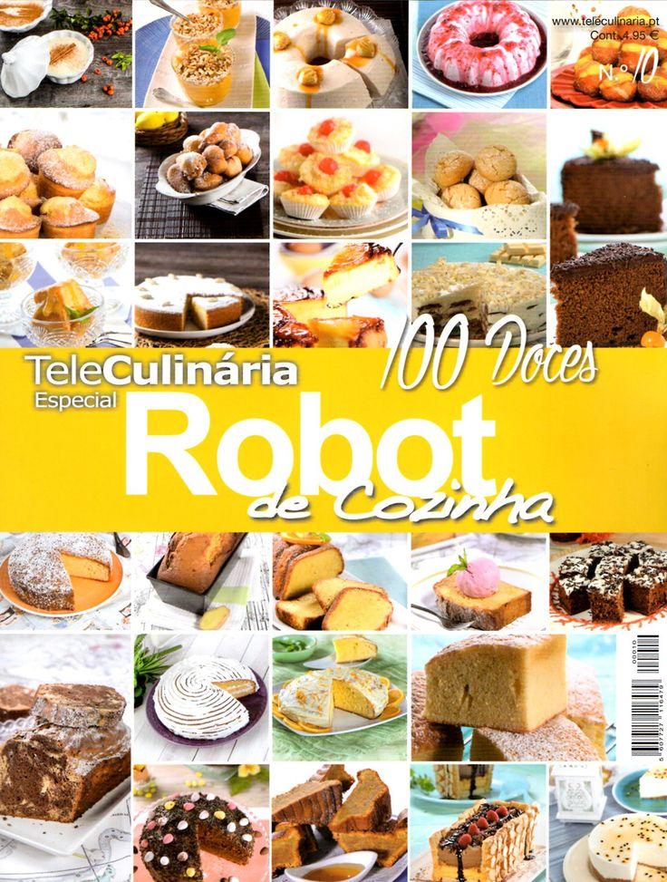 TeleCulinária Robot de Cozinha – 100 Doces