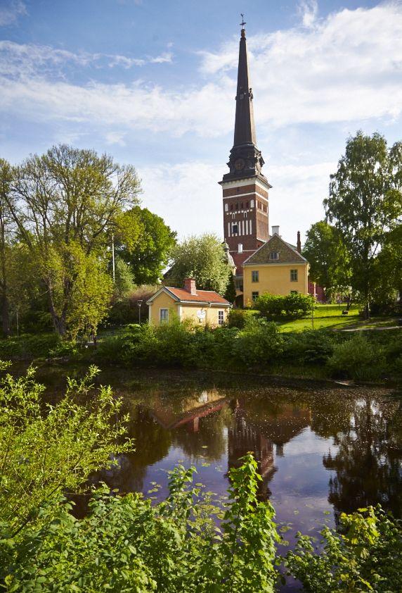 Västerås domkyrka, svartån