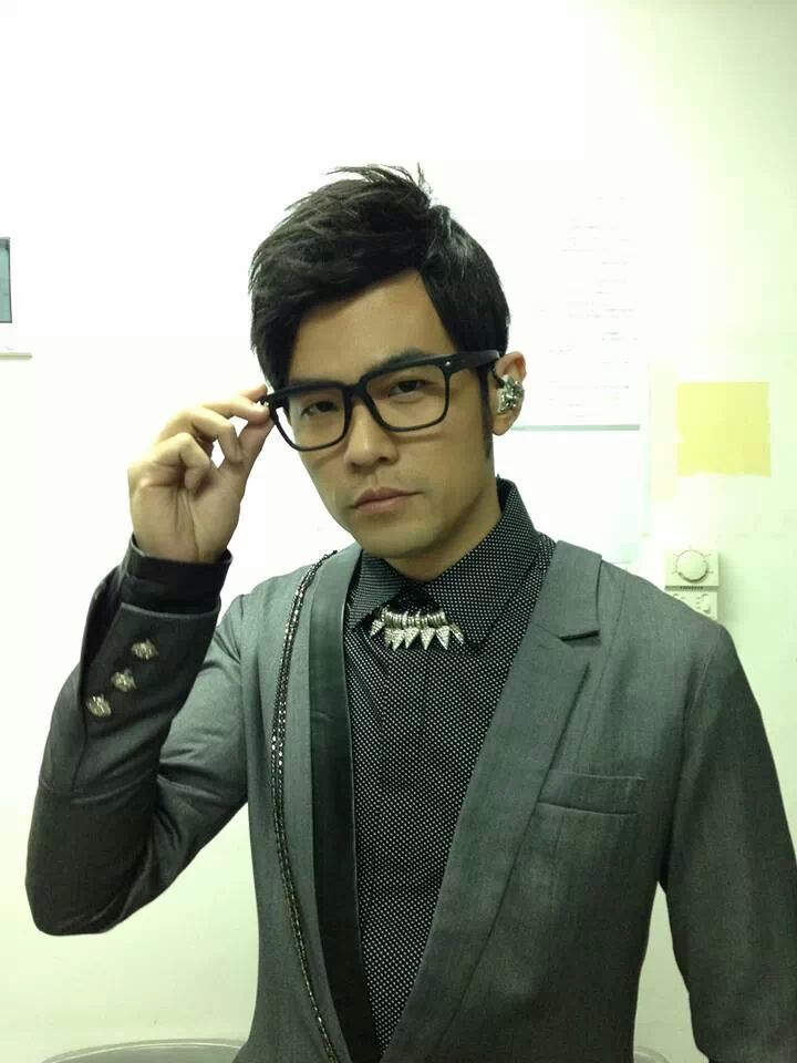 Jay Chou with Spectacle (22nd December 2013)
