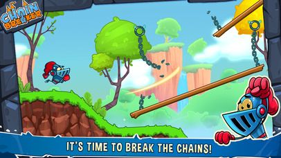 SAVE $2.99: Chain Breaker gone Free in the Apple App Store. #iOS #iPhone #iPad  #Mac #Apple