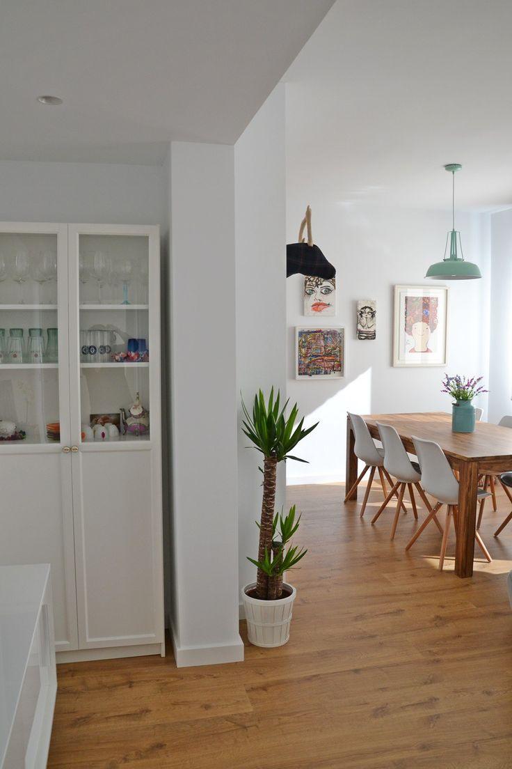 17 mejores ideas sobre sala de espacio peque o en - Interiores de salones ...