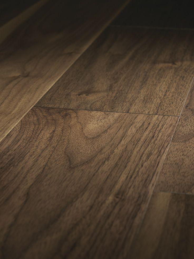 Natural designer black walnut international lauzon for Exotic hardwood flooring