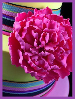 History Of Cake Decorating Timeline : 17 Best images about Flowers Fondant/Gumpaste on Pinterest ...