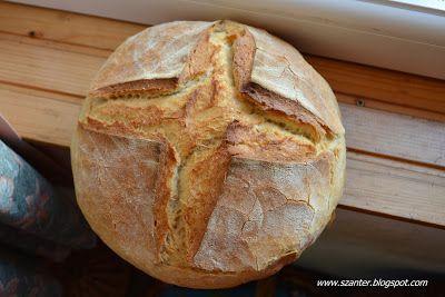 Szánter blogja.: Rugalmas, ropogós, lágy kenyér.