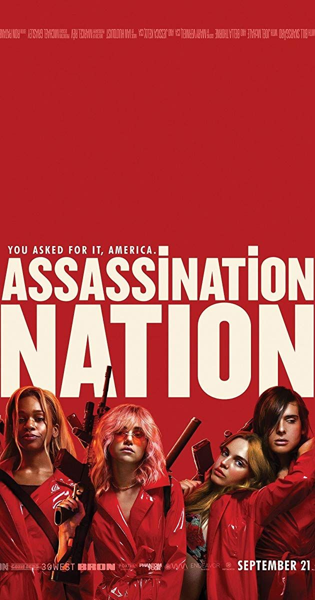 c5d3b2004b1786 Assassination Nation (2018) - IMDb ...