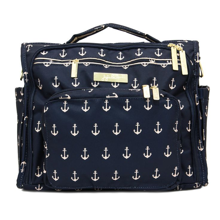Anchor Diaper Bag from Ju-Ju-Be Nautical Collection