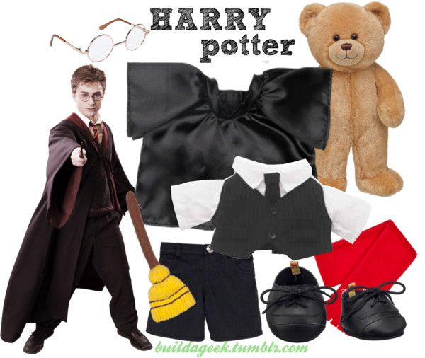 Harry Potter, The Boy Who Lived by build-a-geek featuring black velvet pants Black velvet pants / Black velvet shoes / Harry in Robe with Wand Feet Apart Harry Potter and the Order of the… / Black...