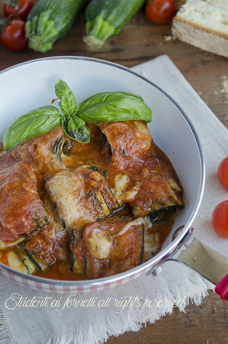 SENZA friggere, SENZA forno, sono light, velocissimi e perfetti per la dieta.. super filanti e gustosissimi! http://blog.giallozafferano.it/studentiaifo... - Ivana Marra - Google+