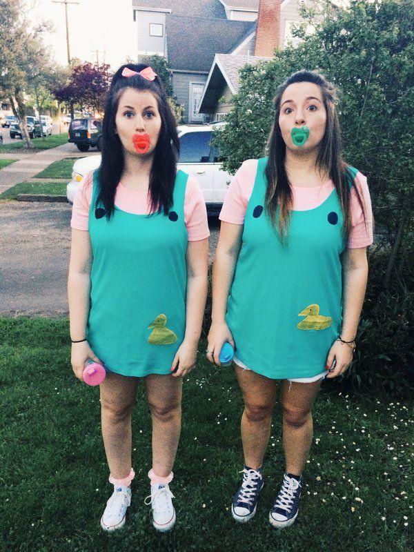 gemelos de la caricatura rugrats