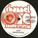 "12"" Channel One Sound System - Uk Sister Patyma Zion - Version - Amor - Version"