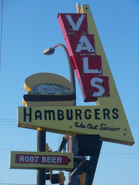 Best Hamburgers and Fries ever!!!!  Holy Crap - SCSU days - St. Cloud, Minnesota