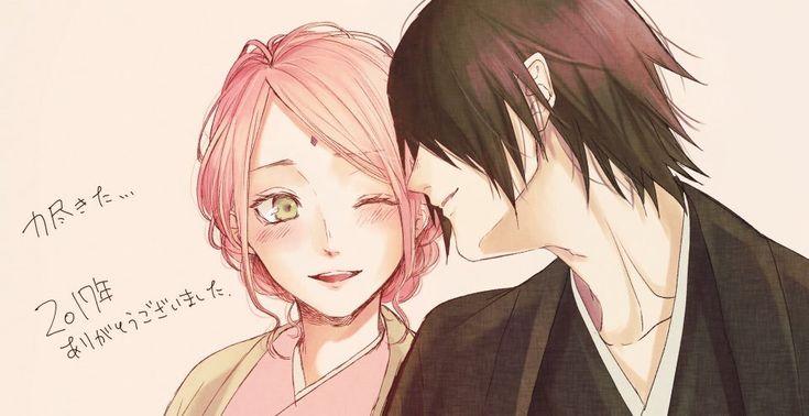 Sakura ♡ Sasuke