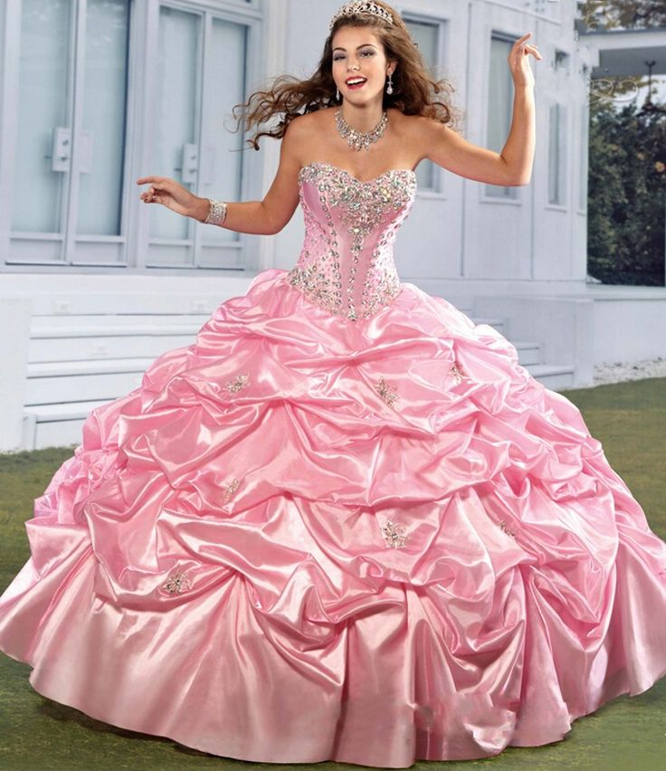 724 best quinceanera dresses images on Pinterest | Cute dresses ...