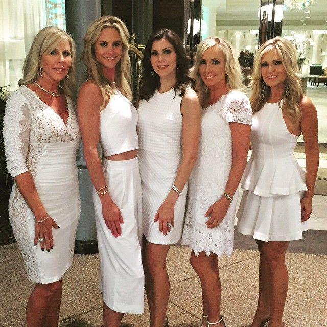 'Real Housewives of Orange County' Star Tamra Judge Denies Faking Baptism for Reality TV; Regrets Calling Former Costar 'Jesus Jugs'
