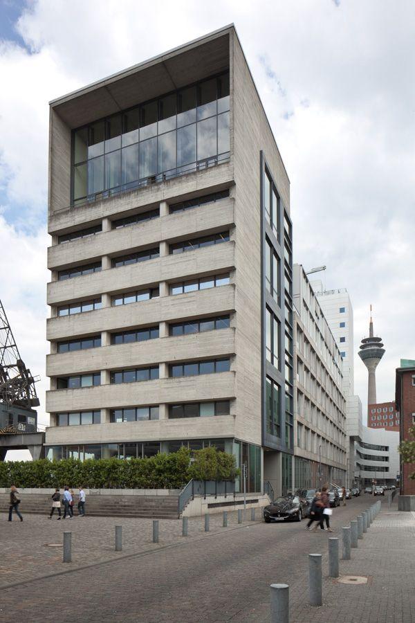 David Chipperfield Architects – Kaistrasse Studios