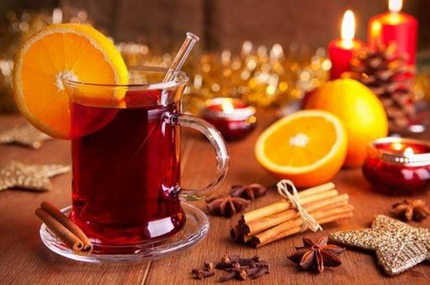 thé à la cannelle