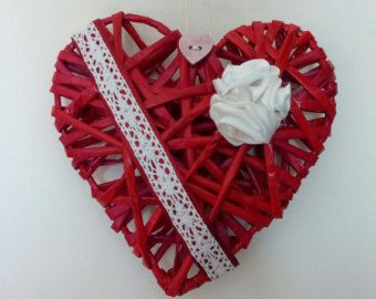 cuore finto vimini – Etsy IT