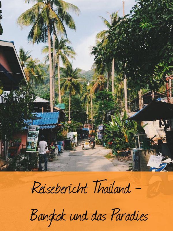 Unsere Kollegin Lara war fast 4 Wochen in Thailand unterwegs und nimmt uns mit zu ihren Lieblingsorten und gibt hilfreiche Tipps für eure Reise nach Thailand.   #Thailand #Urlaub