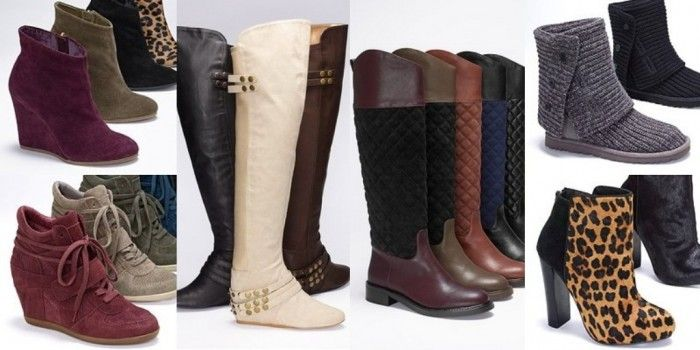Boots, Womens