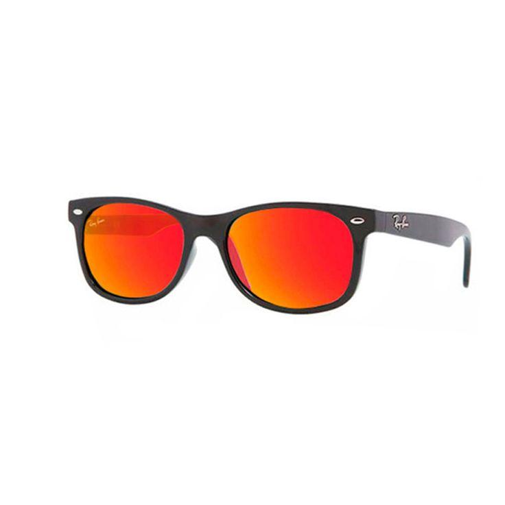 oakley neri lenti arancioni