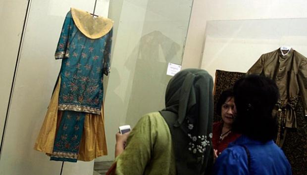 Pameran Batik Karya Asmoro Damais 5   Foto   Tempo.co