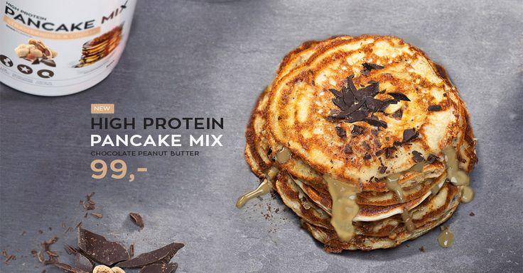 Peanut butter Pancake Mix