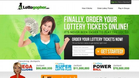 Lottogopher.com Wants to Sell You Lotto Tickets Online  | #jonessocialpr #socialmedia #socialmediaagency #publicrelations #jones #social #jonessocial