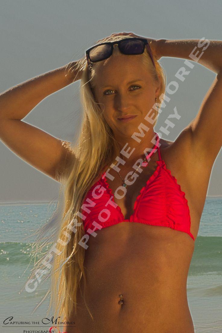 Noosa Beach shoot with Melanie Lynch