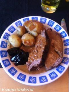 Recept - Köttfärslimpa