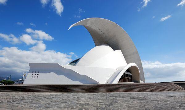 Auditorio de Tenerife, Islas Canarias, España