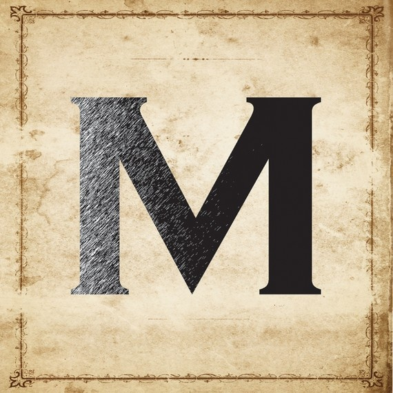Letter M as in Magdalena my paternal grandmother.
