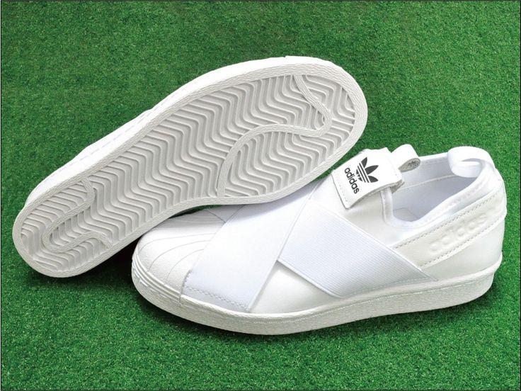 【楽天市場】【送料無料】Superstar Slip On W【アディダス オリジナルス adidas Originals 三つ葉 トレフォイル】【メンズ レディース 靴 スニーカー スーパースター SUPERSTAR スリッポン シューズ】【10P03Dec16】:meister-adidas
