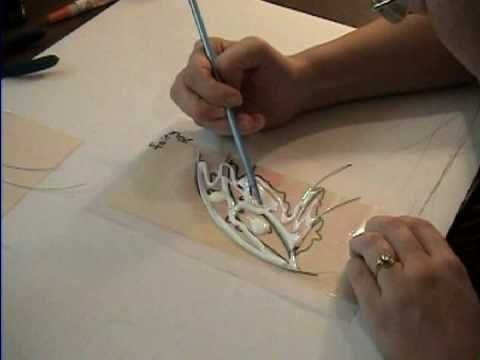 How to Make Fairy Wings Part 5 of 8 Garden of Imagination - YouTube