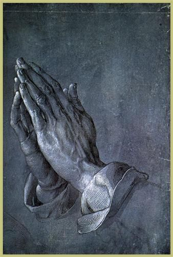 Praying Hands is a sketch by Albrecht Durer. The hands in this picture are Albert Durer's. Albert Durer is Albrecht Durer's brother. The touching back story of this drawing caught my attention. The back story is related to The Calling in ways very similar to the 2nd piece. The hand represents Maya's biological father.