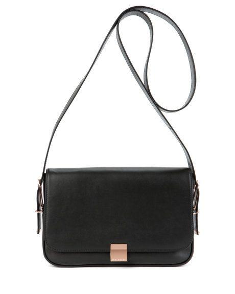 Ted Baker TISABEL Leather sling bag 985 | BAGS | Pinterest | Ted ...