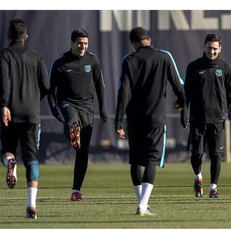 Neymar at training today❤️