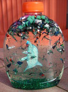 Giochi con l'acqua: costruire bocce magiche