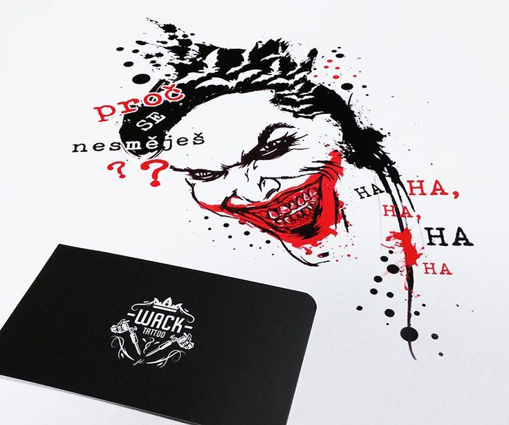 Joker - Zamluvený návrh
