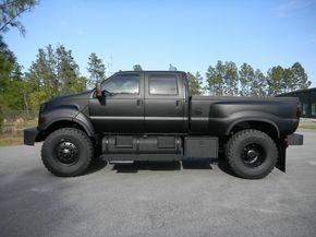 Jasons Ammo Ford SuperTruck...