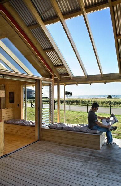 Shoal Bay House: I really like the covered porch