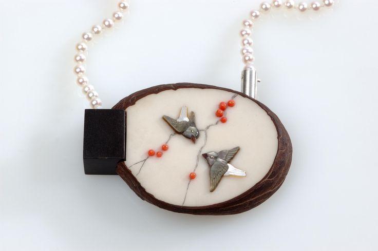 Necklace 2 Birds