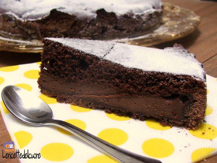 Torta+cremosa+al+cioccolato