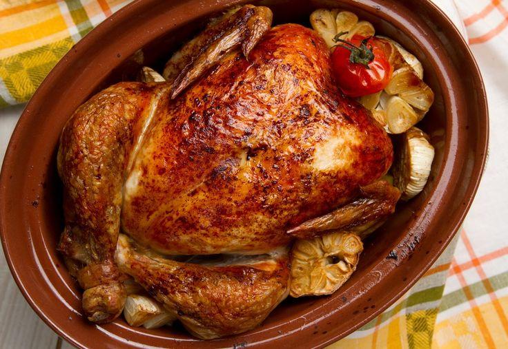 Pui în lapte à la Jamie Oliver - Retete culinare - Romanesti si din Bucataria internationala