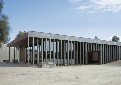 WOODLEIGH SCHOOL SCIENCE BUILDING  Baxter, Victoria, Australia 1999-2002