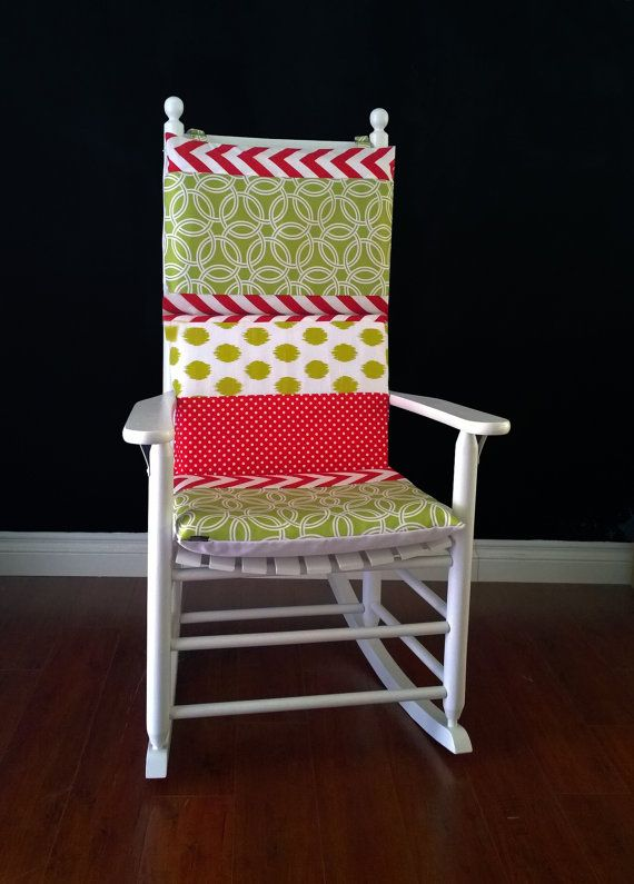ideas about Chair Cushion Covers on Pinterest  Rocking chair covers ...