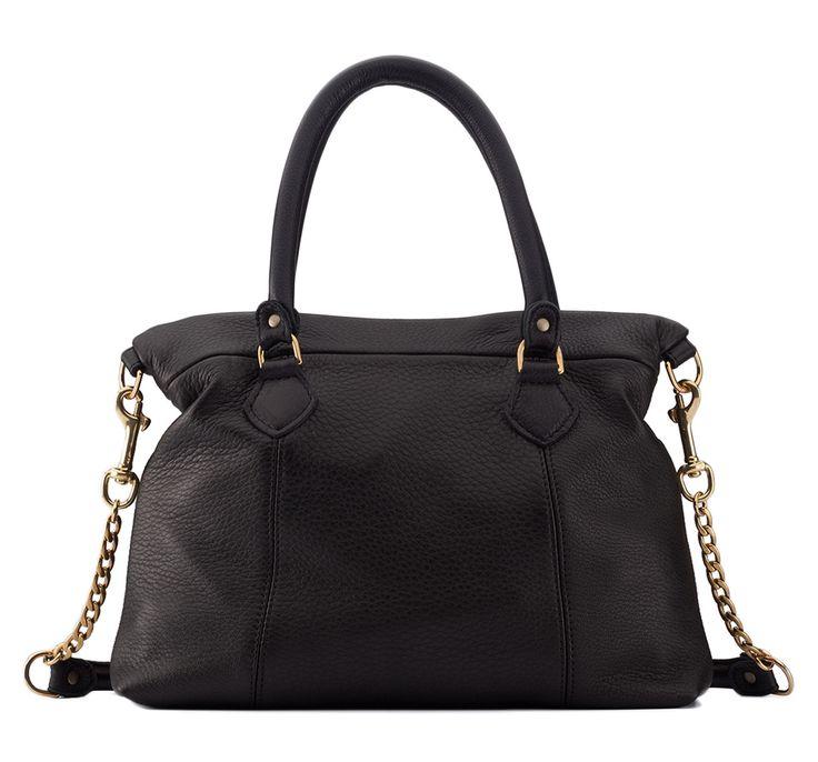 Mr Robin Black Handbag
