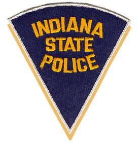 Indiana State Police Shoulder Patch
