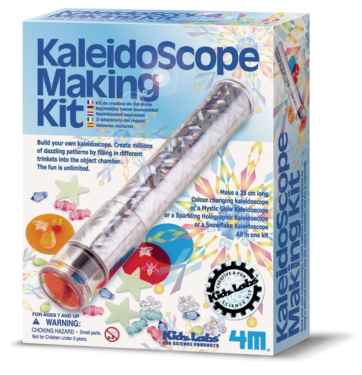 Kidz Labs - Kaleidoscope Making Kit. We love Entropy Toys! My family have been shopping with Entropy Toys for years. The quality and range of products is hard to beat and customer service is fantastic; you won't find such exclusive gifts at department store chains. Help our family to share quality moments this Christmas with quality toys. #EntropyWishList and #PinToWin