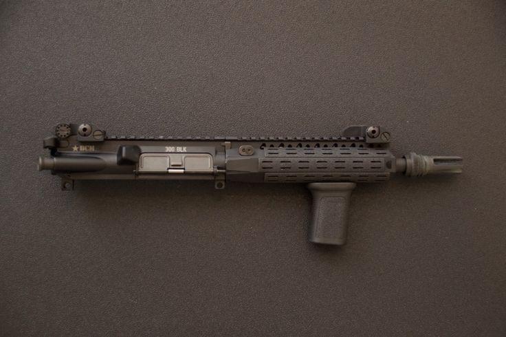 """BCM 9"""" 300 BLACKOUT Upper w/ KMR-Alpha Handguard"""